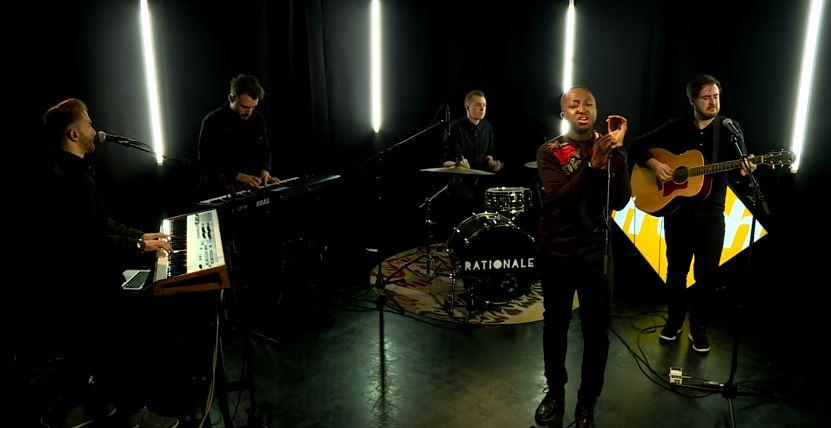 COMBO J7 live con Rationale