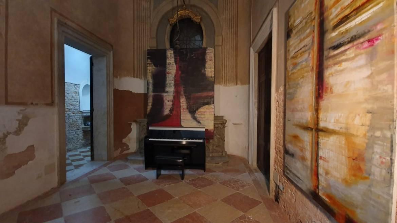 Dexibell VIVO H7 alla Biennale di Venezia