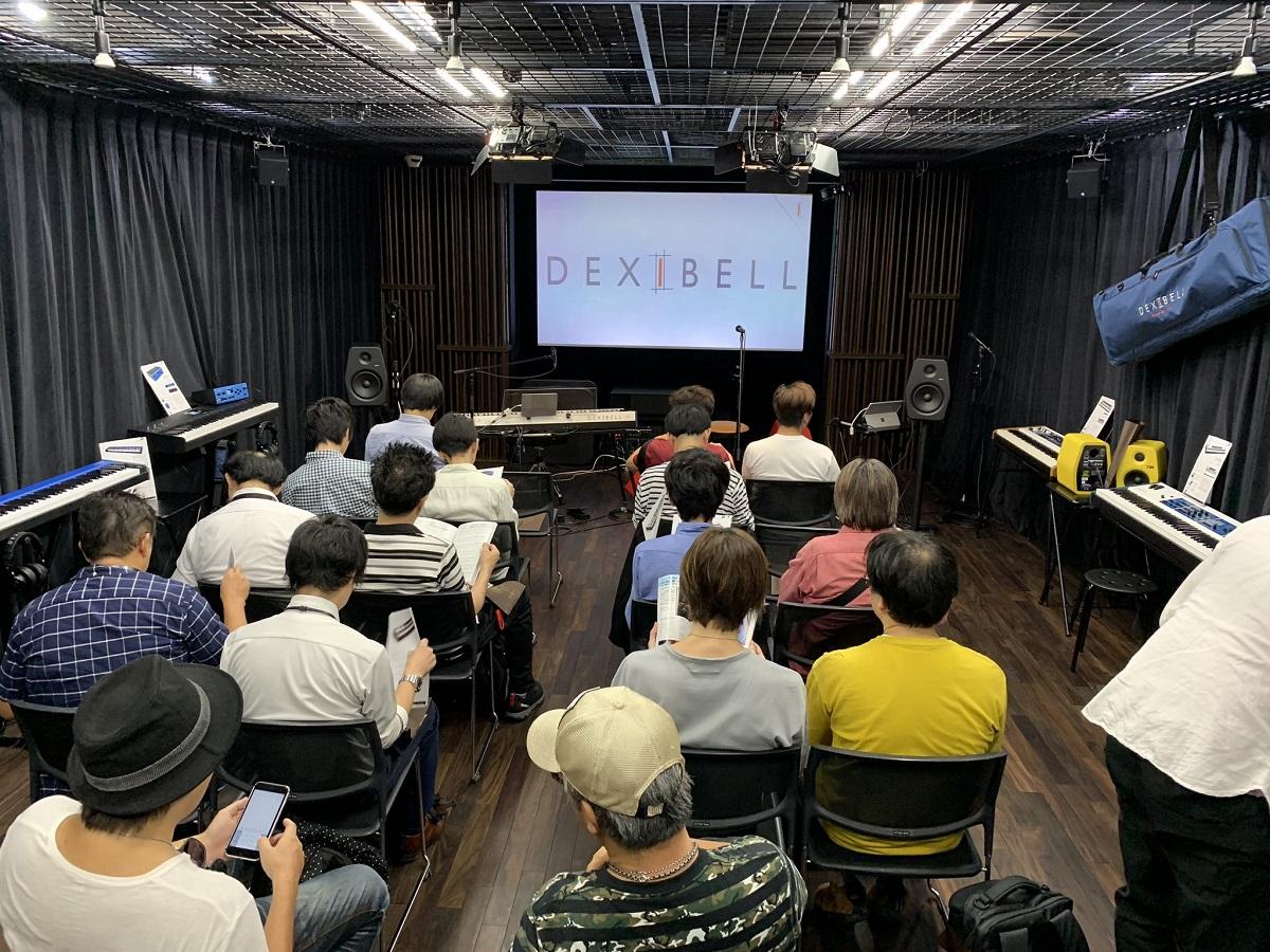 Dexibell VIVO in Giappone