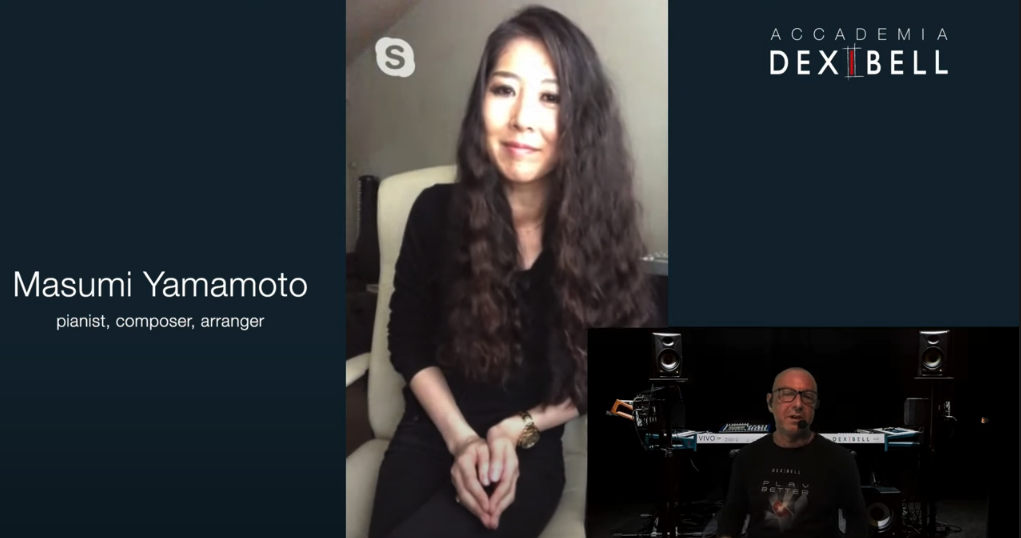 "VIDEO WEBINAR #3  ""libreria di pianoforti acustici"""