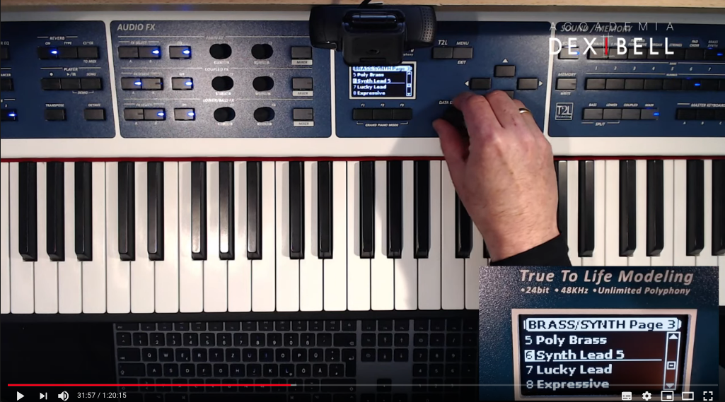"VIDEO WEBINAR #2  ""new sounds.download & Install"""