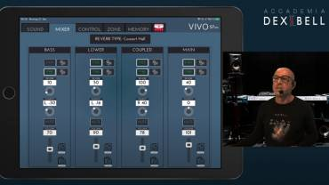 "VIDEO WEBINAR #5 ""synth vintage lead sounds & VIVO iOS graphic editor app"""