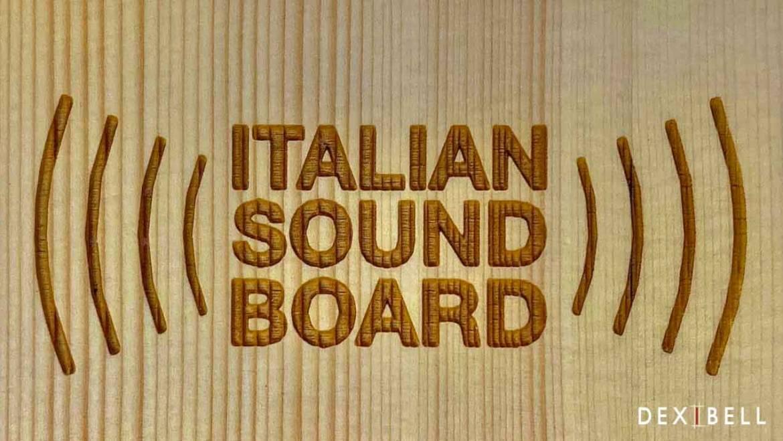 Italian Sound Board